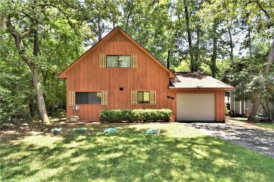 San Jacinto County Single Family Home For Sale: 90 Lower Cove