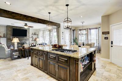 Missouri City Single Family Home For Sale: 4119 Lake Vista Circle