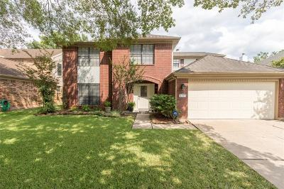 Missouri City Single Family Home For Sale: 4323 Brights Bend