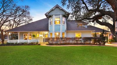 Cypress Single Family Home For Sale: 18010 Kitzman Road
