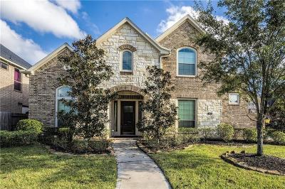 Missouri City Single Family Home For Sale: 8823 Stowe Creek