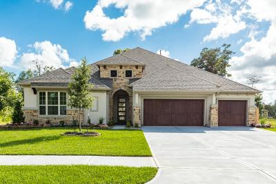 Kingwood Single Family Home For Sale: 3306 Opal Stone