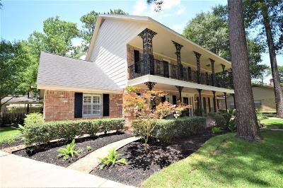 Harris County Single Family Home For Sale: 8318 Twining Oaks Lane