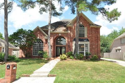 Kingwood Single Family Home For Sale: 3527 Spruce Park