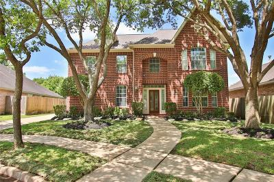 Missouri City Single Family Home For Sale: 4907 Chappel Hill Drive