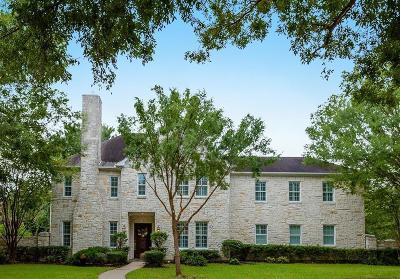 Houston Single Family Home For Sale: 2003 Whittington Court S