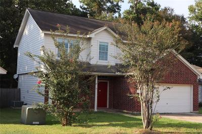 Conroe Single Family Home For Sale: 988 Oak Glen Drive