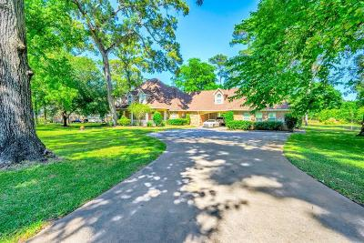 Tomball Single Family Home For Sale: 23030 Kobs Road