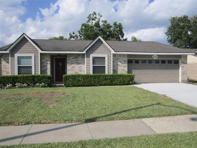 Galveston County Rental For Rent: 6226 Silver Leaf Drive