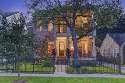 Houston Heights, Houston Heights Annex, Houston Heights, Timbergrove Single Family Home For Sale: 2219 Arlington Street