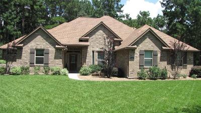 Montgomery Single Family Home For Sale: 12963 Shady Woods Court