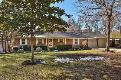 Montgomery Single Family Home For Sale: 1821 King Richards Court