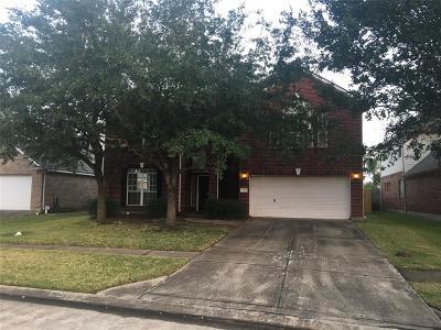 League City Single Family Home For Sale: 520 Cedar Point Drive