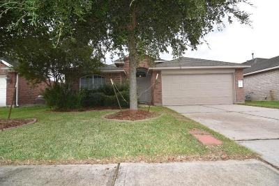 Houston Single Family Home For Sale: 19923 Black Pearl Court