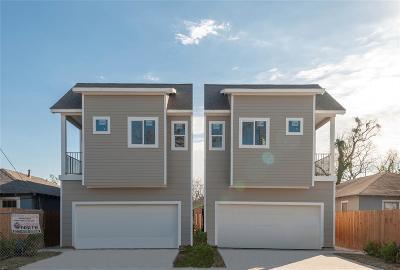 Single Family Home For Sale: 4912 Nichols