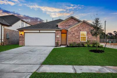 Baytown Single Family Home For Sale: 1807 Plantation Place