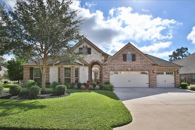 Tomball Single Family Home For Sale: 54 Tioga Place