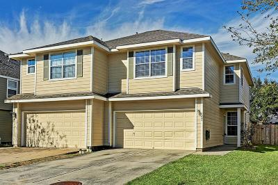 Pasadena Condo/Townhouse For Sale: 6321 Dawson Creek Drive