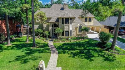 Spring TX Single Family Home For Sale: $269,000