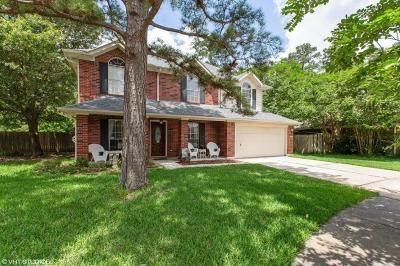 Spring Single Family Home For Sale: 22503 Falvel Drive