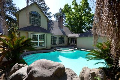 Tomball Single Family Home For Sale: 16403 Rhinefield Street