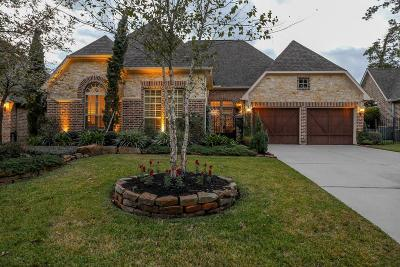 The Woodlands Single Family Home For Sale: 7 Bridgewood Cove Court