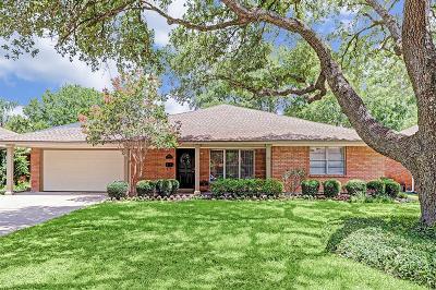 Houston Single Family Home For Sale: 4530 Waycross Drive