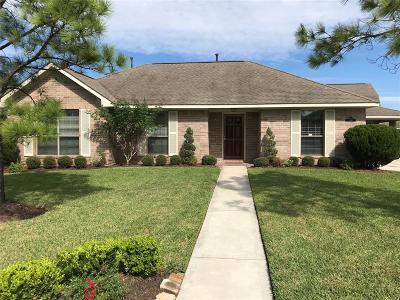 League City Single Family Home For Sale: 1816 Sedona Drive