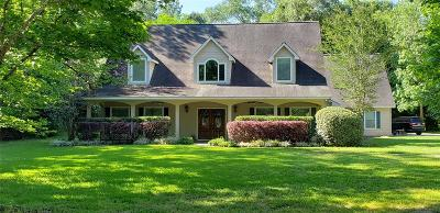 Huffman Single Family Home For Sale: 814 Commons Lakeview Drive