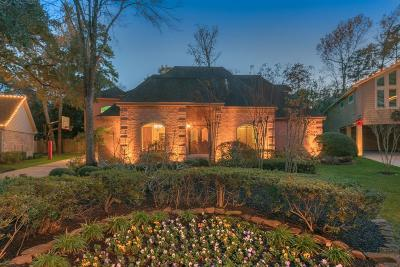The Woodlands Single Family Home For Sale: 9 Greenridge Forest Court