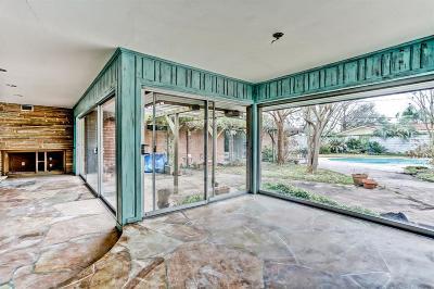 Houston Single Family Home For Sale: 3603 N Braeswood Boulevard