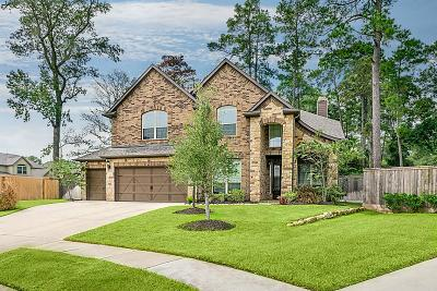Spring Single Family Home For Sale: 24611 Morgan Pines Court