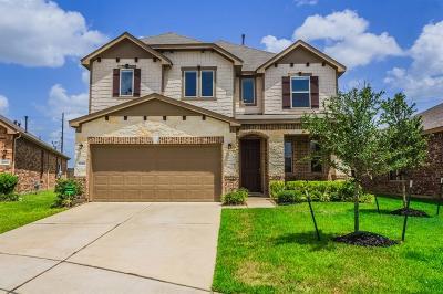 Single Family Home For Sale: 22522 Lavender Knol Lane