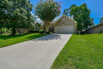 Willis Single Family Home For Sale: 12371 Sagittarius Drive E