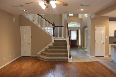 Humble Single Family Home For Sale: 18514 Regatta Road
