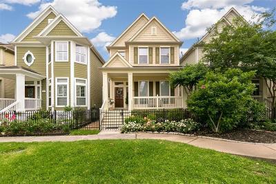 Houston Single Family Home For Sale: 1524 Beall Street