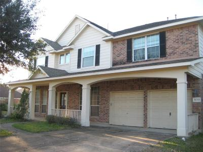 Tomball Single Family Home For Sale: 8230 Sierra Dawn Drive