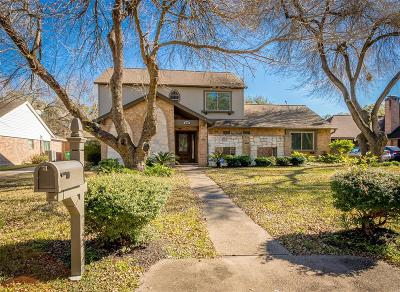 Houston Single Family Home For Sale: 2726 Triway Lane
