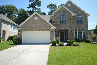 Kingwood TX Single Family Home For Sale: $284,900