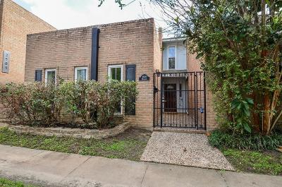 Harris County Rental For Rent: 2905 Bissonnet Street