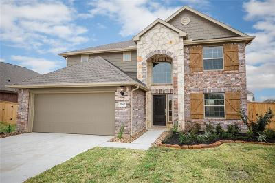 Hockley Single Family Home For Sale: 17602 Cypress Hilltop Way