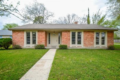 Houston Single Family Home For Sale: 11263 Rousseau Drive