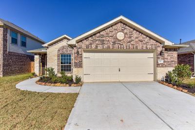 La Marque Single Family Home For Sale: 510 Rosebank Trail Lane