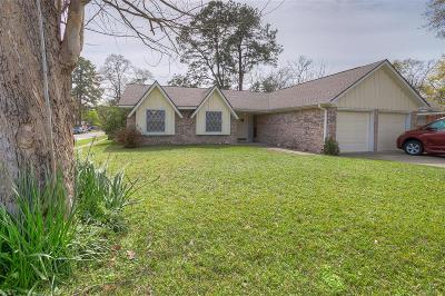 Conroe Single Family Home For Sale: 224 Pine Crest Drive