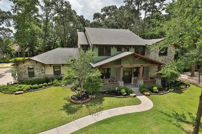 Spring Single Family Home For Sale: 5498 Harvest Oak Landing Drive