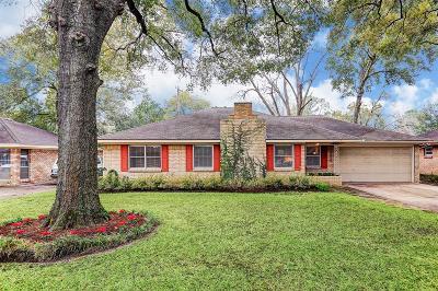 Houston Single Family Home For Sale: 9829 Larston Street
