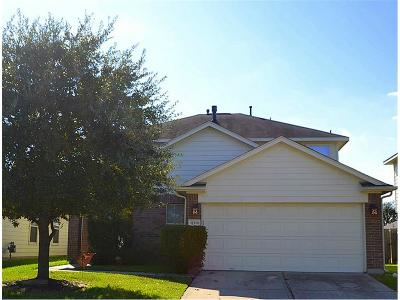 Humble Single Family Home For Sale: 21519 Aldercy