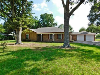 Sealy Single Family Home For Sale: 1218 Woody Lane