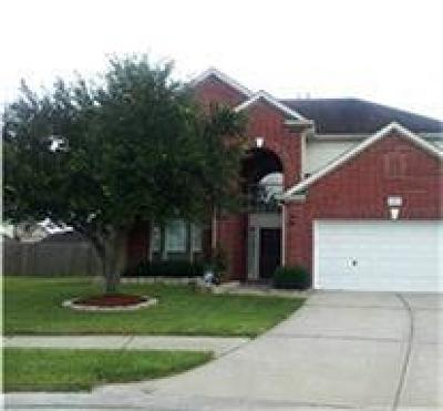 Pearland Rental For Rent: 9002 Sunlight Court