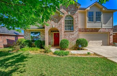 Montgomery Single Family Home For Sale: 10930 Sharon Circle